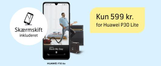 Skynd dig: Huawei P30 Lite for kun 599 kr.