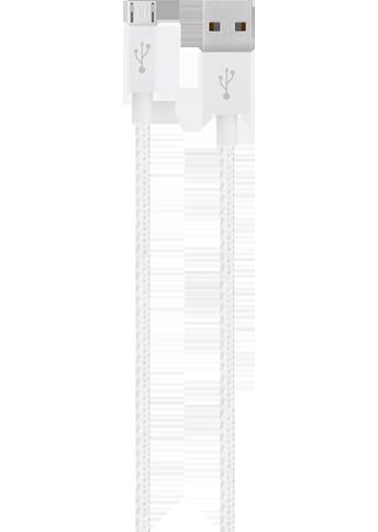 Belkin Premium Micro-USB Kabel 1.2 m Hvid