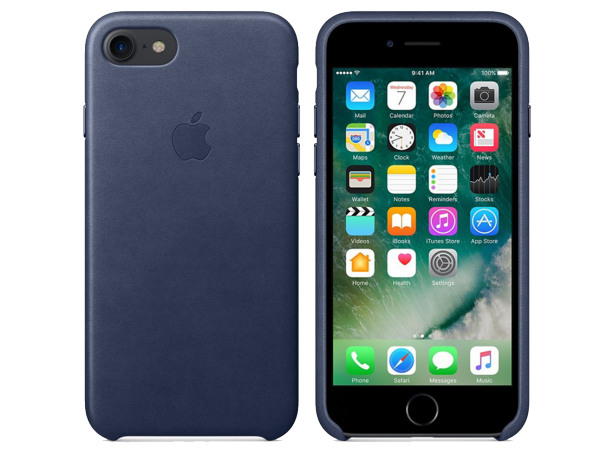 iPhone 7 Læder Cover