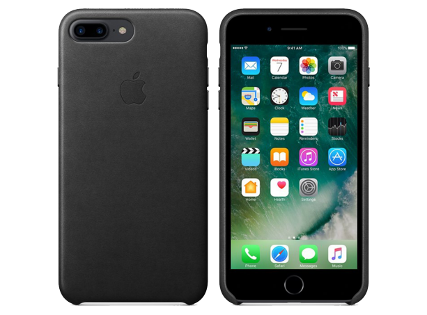 Apple iPhone 7 Plus Læder Case