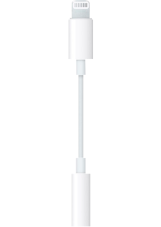 Apple Light to 3.5mm Headphone Jack Adap