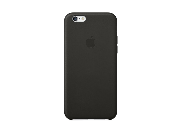 Apple iPhone 6/6S Læder Cover