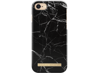 iDeal iPhone 7/8 Fashion Case Black Marble