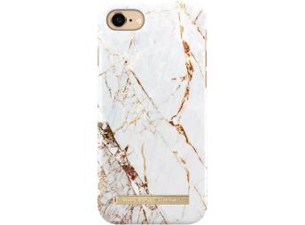 iDeal iPhone 7 Fashion Case Carrara Gold
