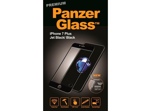 PanzerGlass iPhone 7+ Premium
