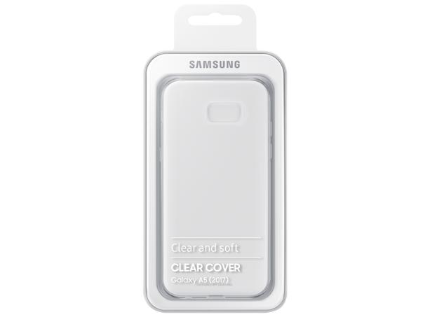 Samsung Clear Cover Transparent A5 (2017)