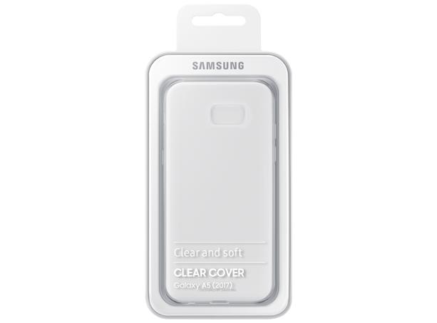 Samsung Klart Cover A5 (2017)