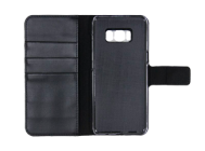 Njord Samsung S8+ Amber Book Door