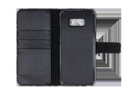 Njord Samsung S8 Amber Book Door