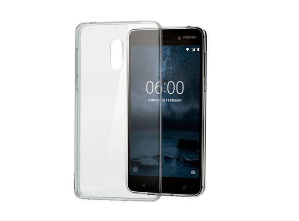 Nokia 6 Slim Crystal Cover