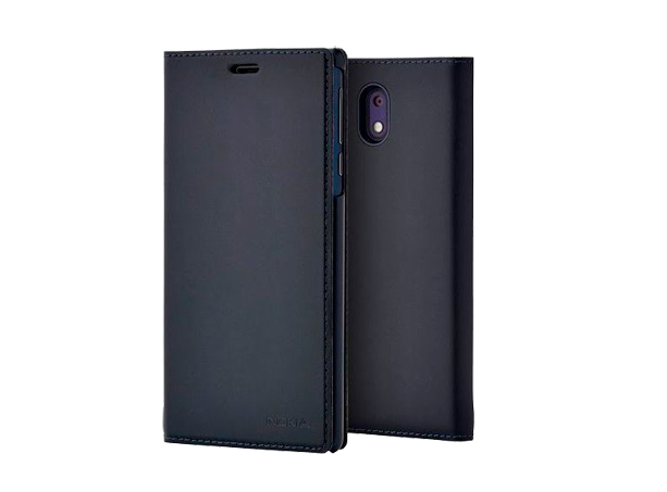 Nokia 3 Slim Flip Case