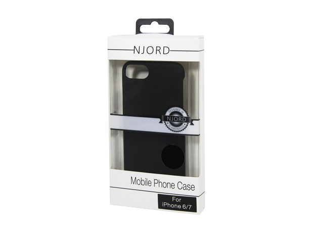 Njord iPhone 6/7 Hard Case rubber