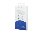 Njord Wall Charger 2.1A Lightning 1.5m