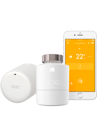 tado smart thermostat starter kit telenor. Black Bedroom Furniture Sets. Home Design Ideas