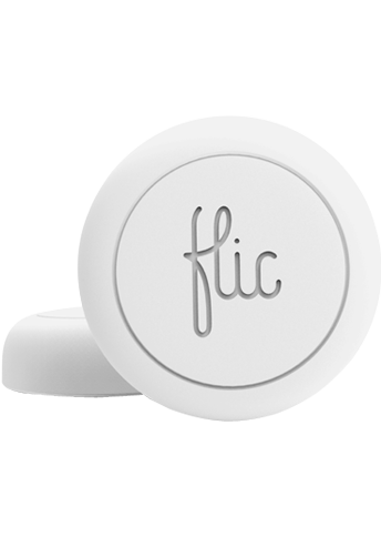 Flic Smart Button Hvid