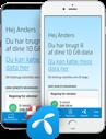 Vores nye app