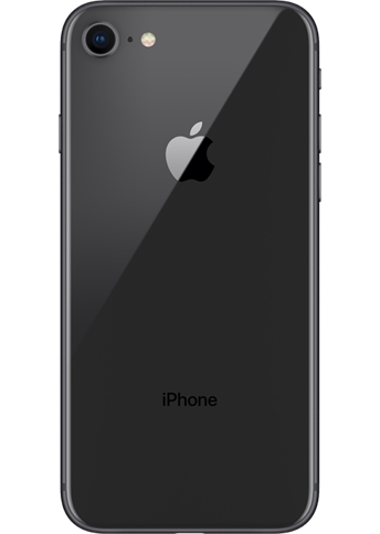 Apple iPhone 8 64GB Grå