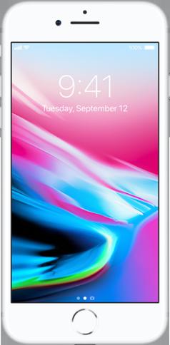 Apple iPhone 8 64GB Sølv