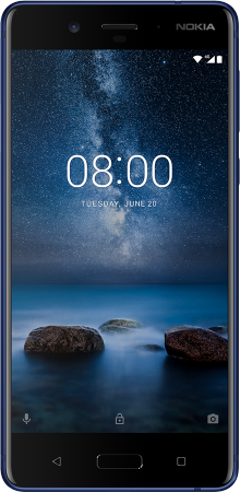 Nokia 8 Dual-Sim